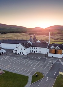 Dalwhinnie Distillery Visitor Centre