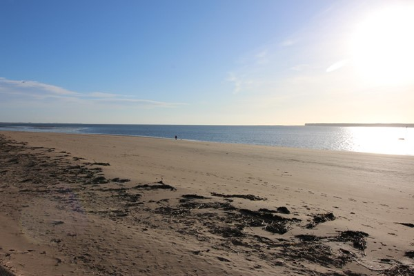The sands at Broughty Ferry Beach