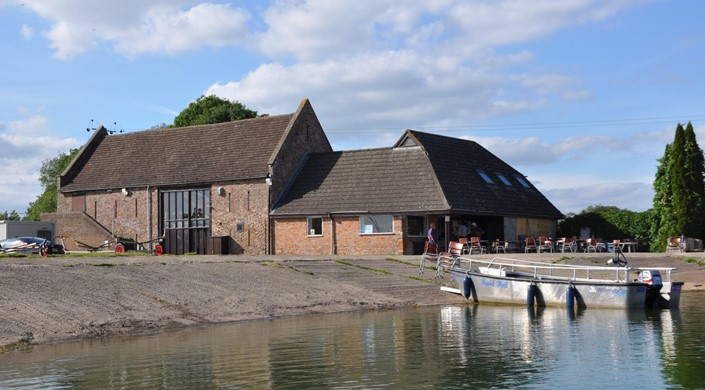 Frampton-on-Severn Sailing Club (FOSSC)