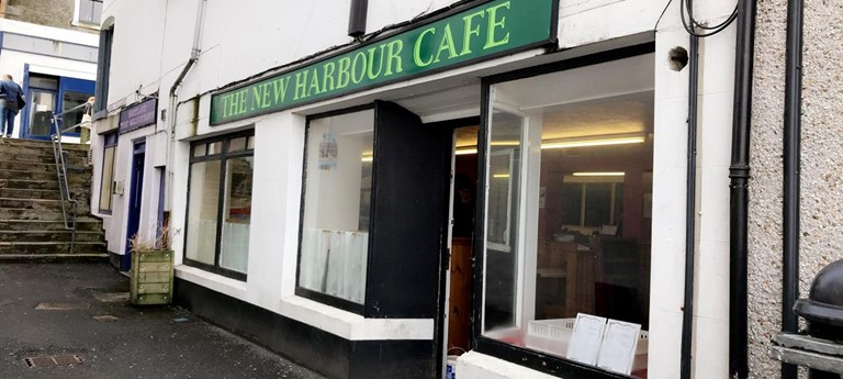 The New Harbour Cafe
