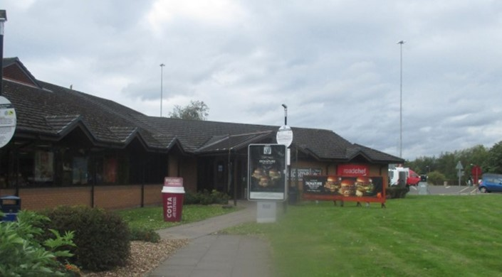 Roadchef Hamilton Motorway Services