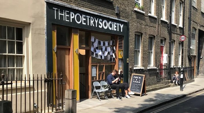 The Poetry Cafe