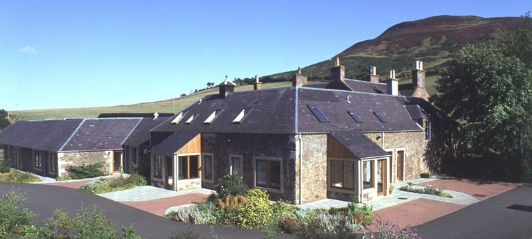 Eildon Melrose Holiday Cottages and Log Cabins