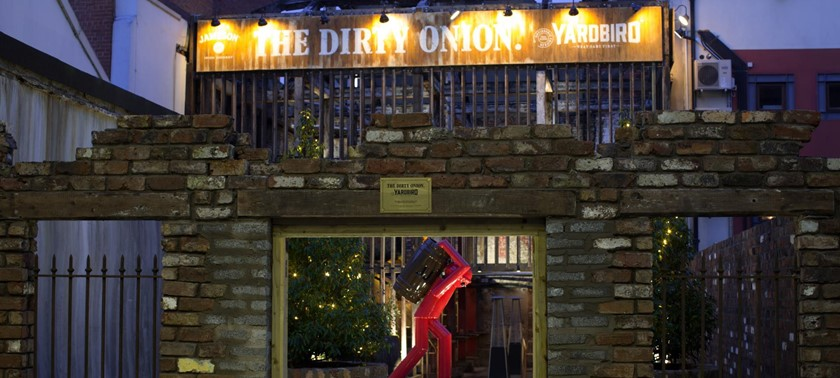 The Dirty Onion