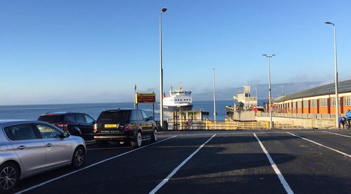 Wemyss Bay Ferry Terminal