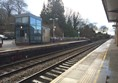 Linlithgow Station.