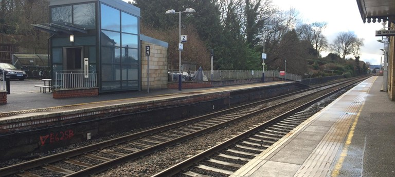 Linlithgow Railway Station