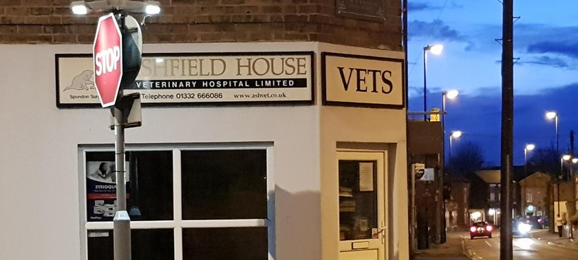 Ashfield House Vets
