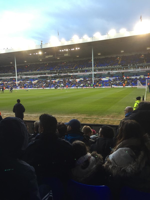 Picture of Tottenham Hotspur - Pitch