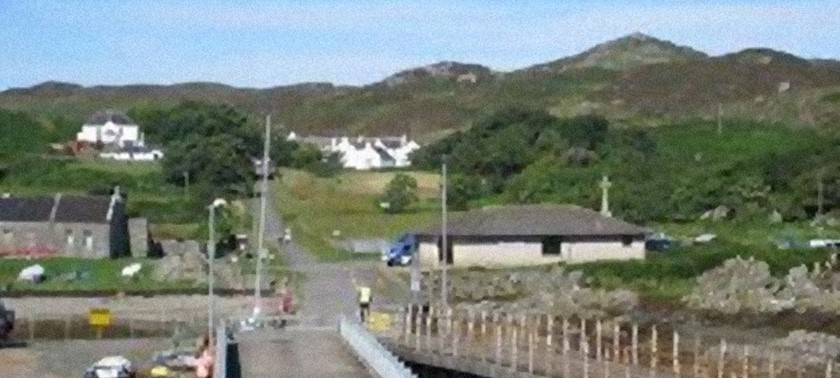 Colonsay Ferry Teminal