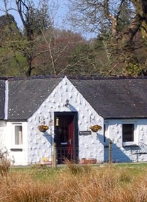 Woodsedge - Kirkennan Holiday Cottages