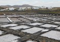 Salt Pans at Salt Museum which are still in use