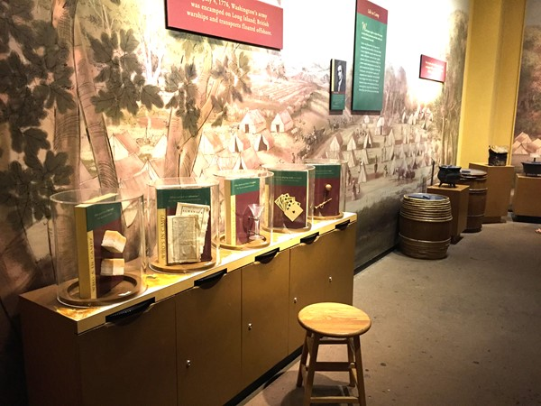 Picture of Museum of American History -  Interactive exhibit