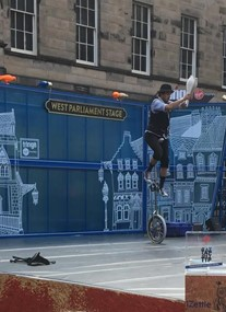 Virgin Money Street Events - Edinburgh Festival Fringe