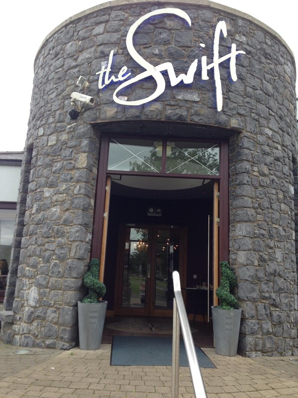 Picture of Swift Restaurant Carrickfergus -  Door