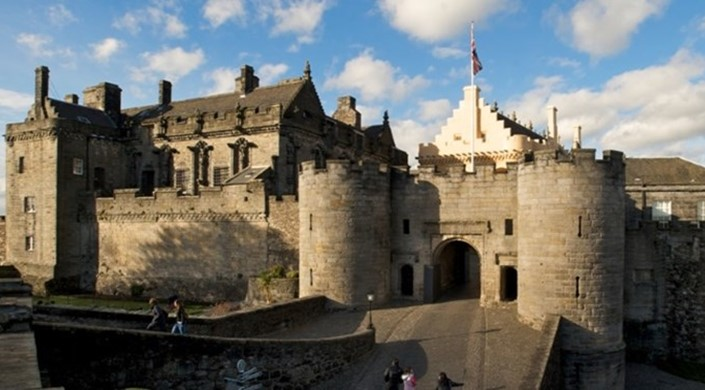 Disabled Access Day 2019 at Stirling Castle
