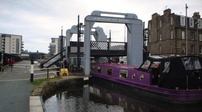 Re-Union Canal Boats