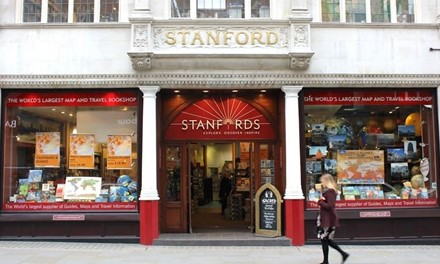 Stanfords London Store