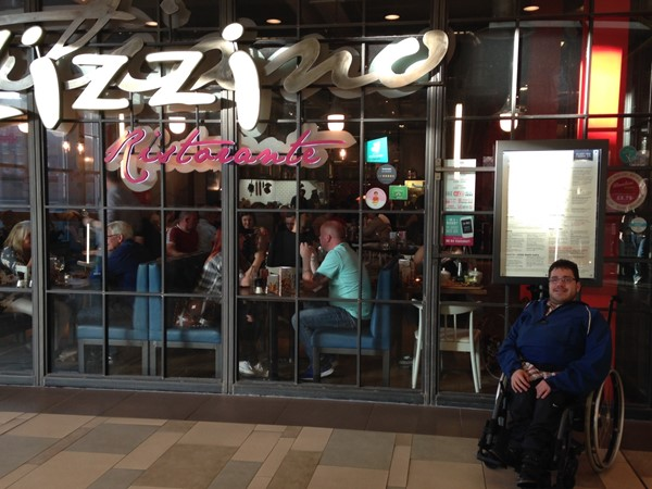 Picture of Zizzi, Aberdeen