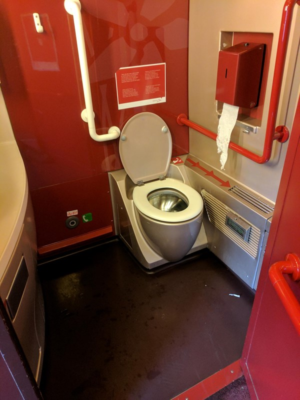 The accessible loo