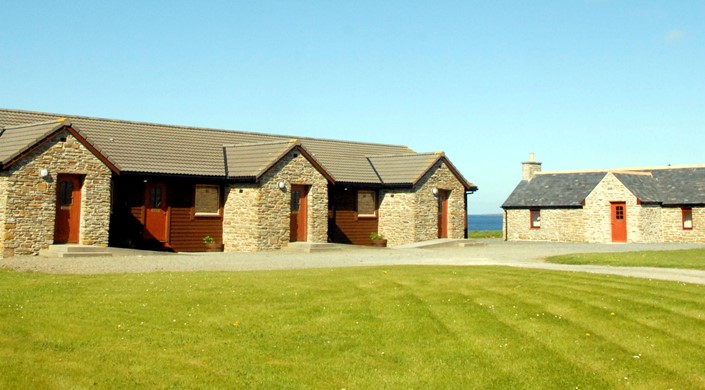 Buxa Farm Chalets & Croft House