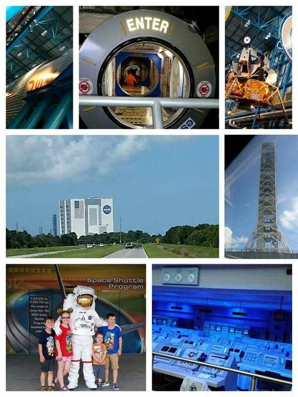 Picture of Kennedy Space Center -
