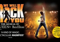 We Will Rock You - Audio Described & Signed