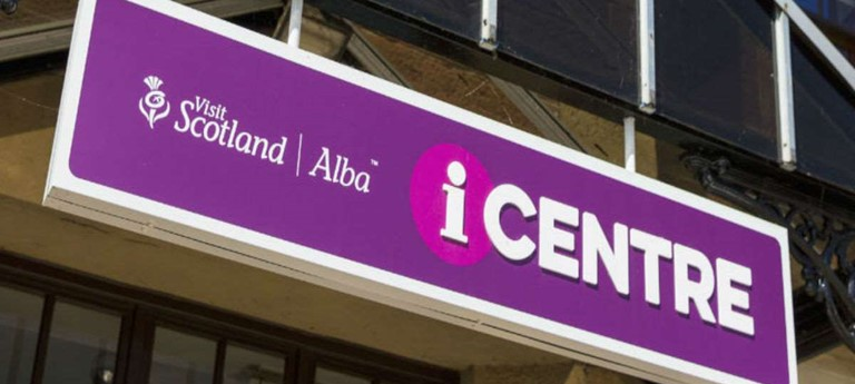 Dundee iCentre