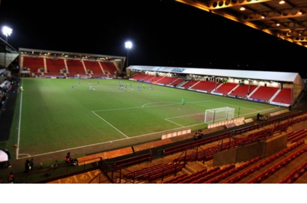 "Image for review ""Dunfermline FC stadium"""