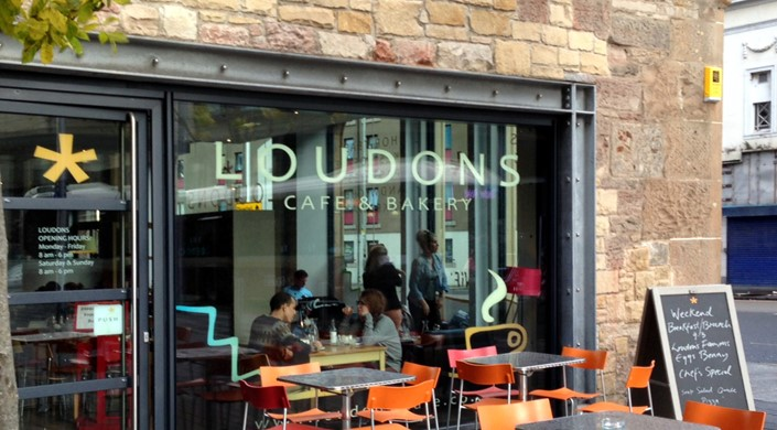 Loudons Cafe