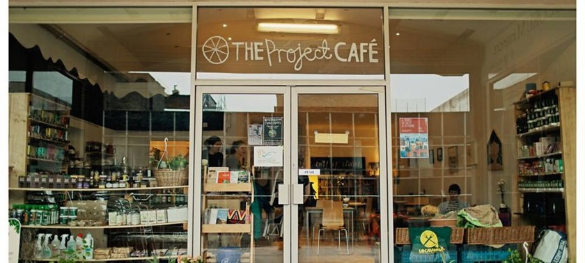 The Project Cafe CIC