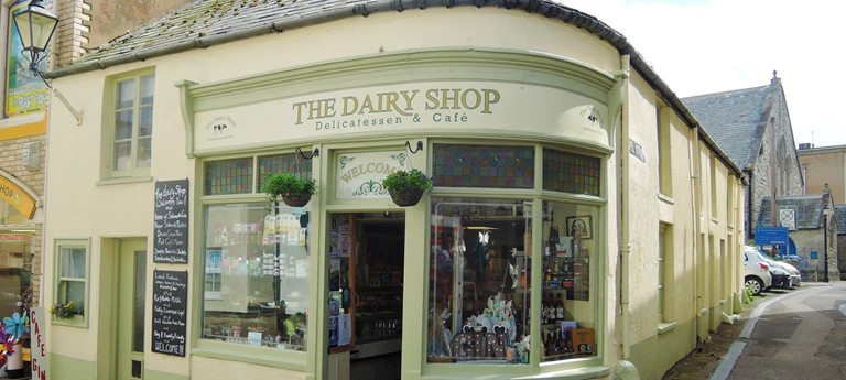 The Dairy Shop