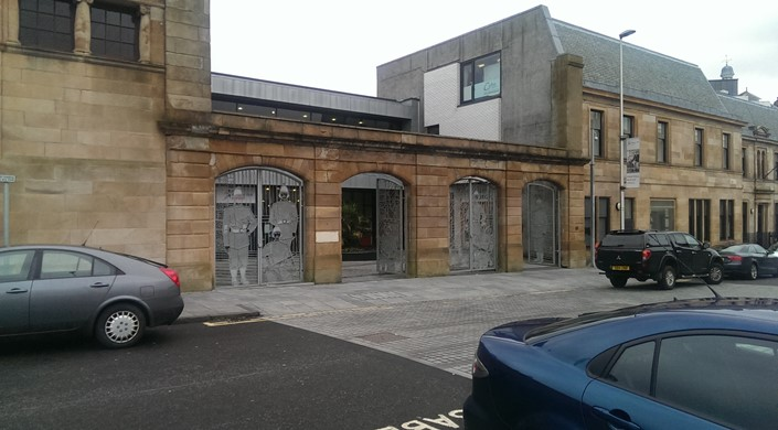 Glasgow Club Maryhill