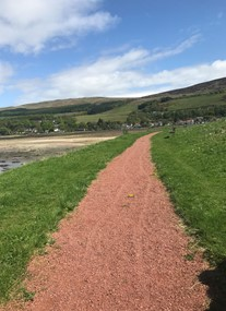 Fairlie Mound Path