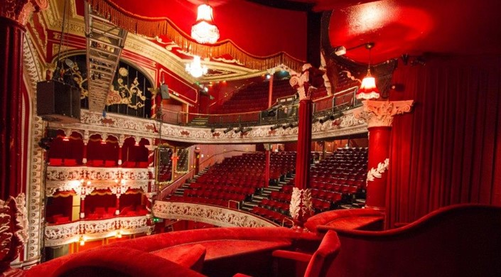 The Olympia Theatre