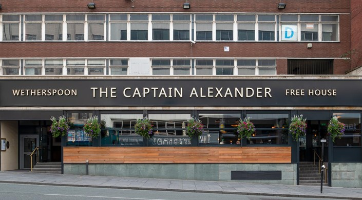 The Captain Alexander