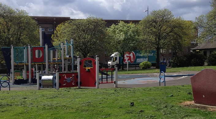 Taylor Gardens Park and Play Area
