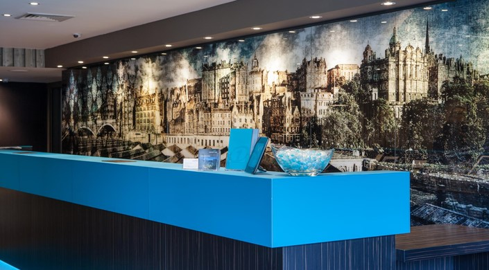 Motel One Edinburgh Royal