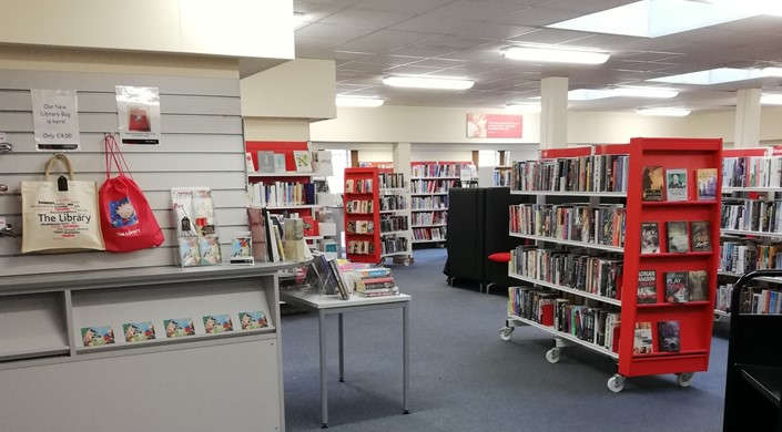 Stroud Library
