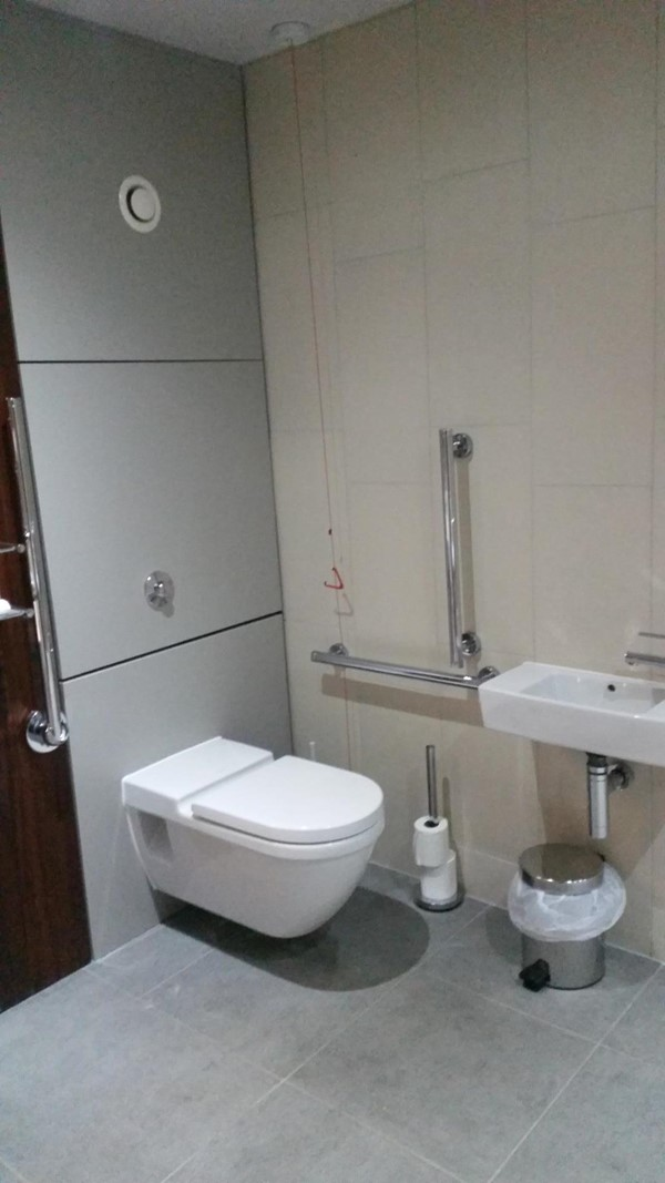 Picture of Morecombe - Accessible loo