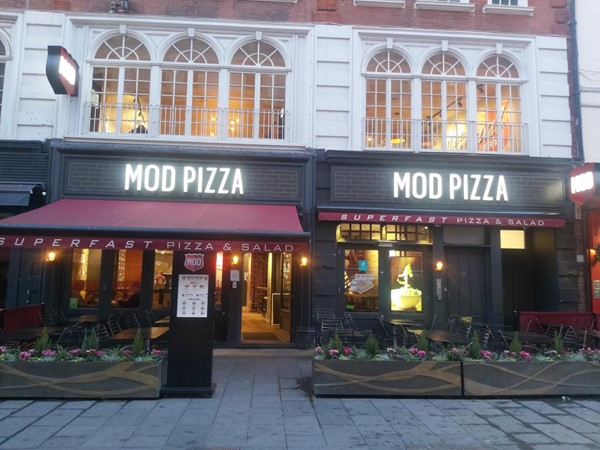 Picture of MOD Pizza