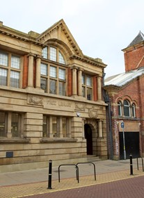 Castleford Forum Library and Museum