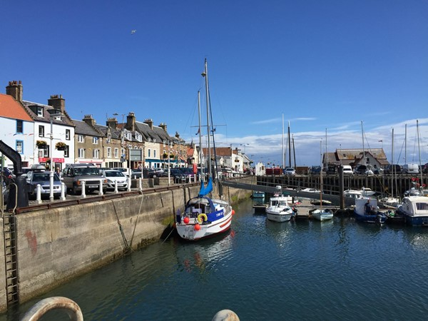 Picture of Quayside, Anstruther