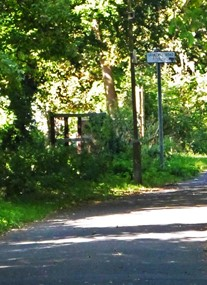 The Telford Path and the Ferry Road Path