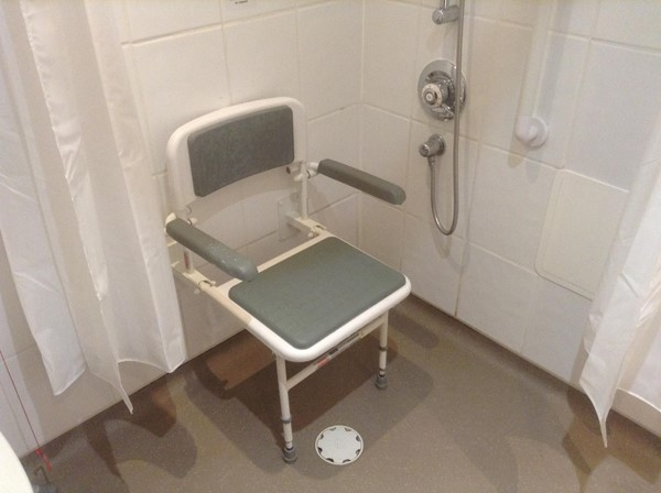 Great shower seat