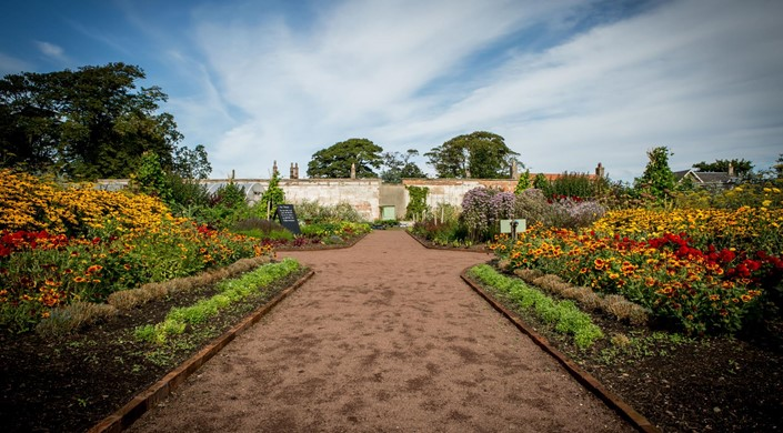 Archerfield Walled Garden