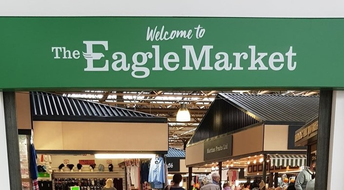 The Eagle Market
