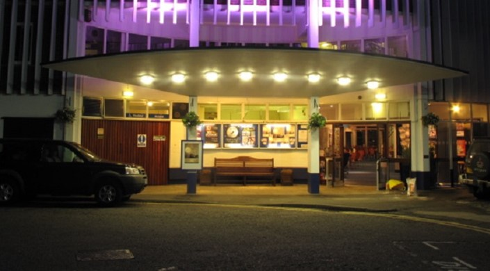 Guildford's Yvonne Arnaud Theatre