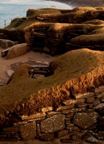 Skara Brae and Skaill House