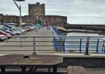 Picture of Swift Restaurant Carrickfergus -  View of the Castle
